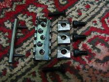 IbaneZ 6 Str Locking Nut R-43mm (w/ REAR mount scrw& String Tree) in Cosmo Black