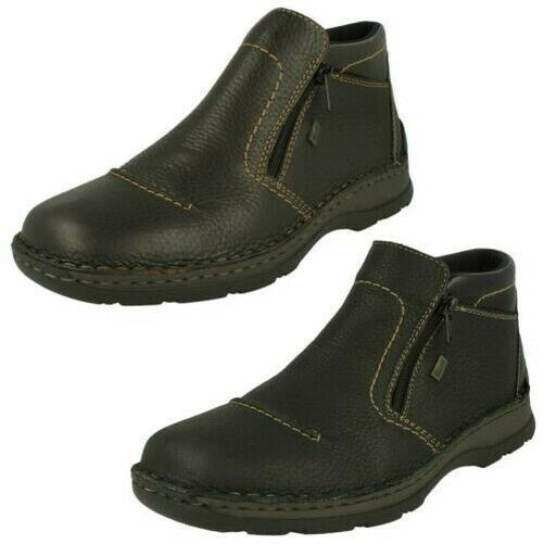 Rieker Mens Casual Ankle Boots 05372