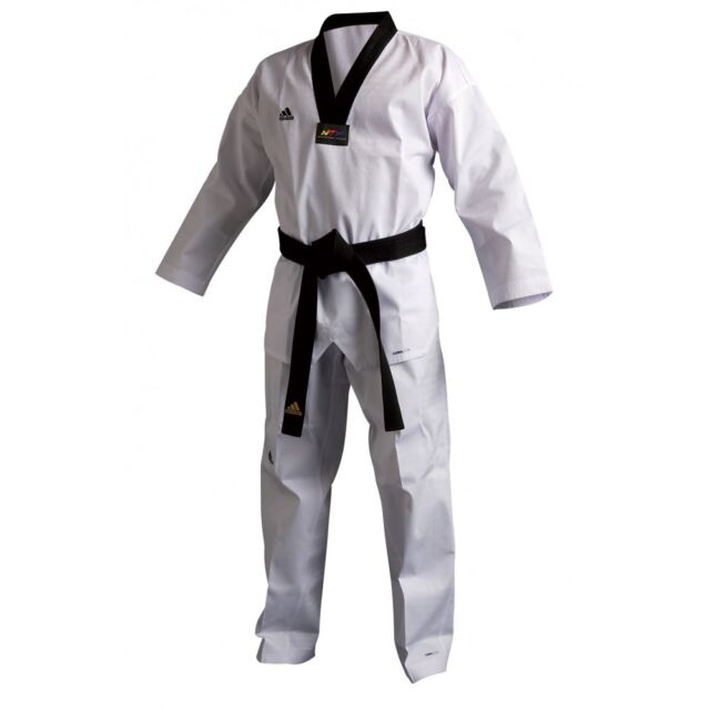 New Karate Uniform SIZE 2 BLACK 6oz Century Martial Art Gi