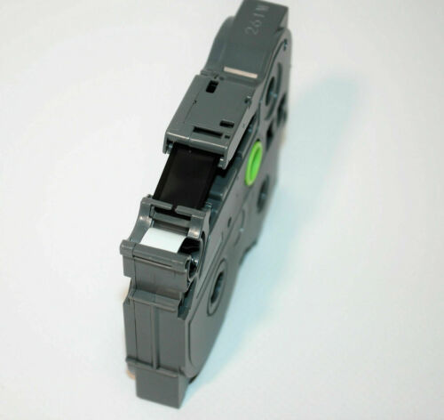 Beschriftungsband original Brother P-touch TZe-M961 sw//mattsilber 36mm//8m neu