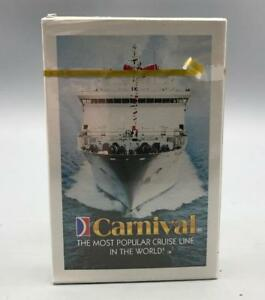 Carnival-Cruise-Lines-Souvenir-Playing-Cards-Sealed