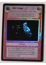 Japanese NM Star Wars CCG Reflections 2 SWCCG Ref II Foil Brainiac