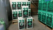 New R 22 Virgin Refrigerant Factory Sealed 10 Lb Free Same Day Shipping By 3pm