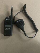 Motorola Cp185 Two Way Radio