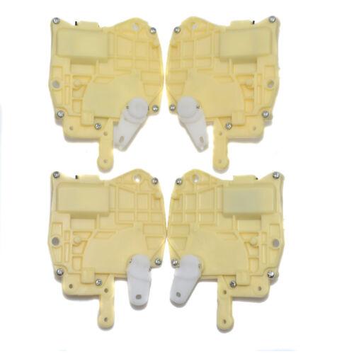 New Set Of 4 PCS Front Rear Left Right Power Door Lock Latch Actuator For Honda