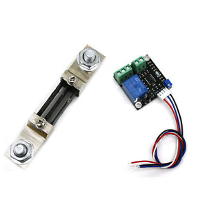300a Corriente Contínua Detección Sensor Sobreintensidad Circuito Electrical Equipment & Supplies 5v