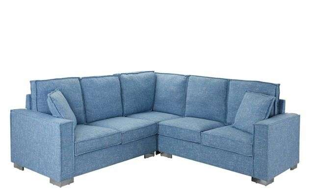 Clic Living Room Sectional Sofa L