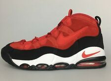 Nike Air Max Uptempo NEW Men SZ 11.5 Basketball Red Black Pippen 311090 600 Fly