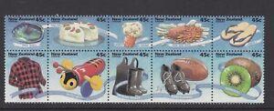 1994-New-Zealand-Kiwiana-Unmounted-Mint-Stamp-Set-UK-Seller
