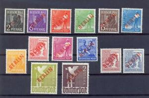 Berlin-21-34-Rotaufdruck-postfrisch-komplett-fs160