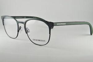 acf31016b7de Image is loading Emporio-Armani-Eyeglasses-EA-1059-3180-Matte-Green-