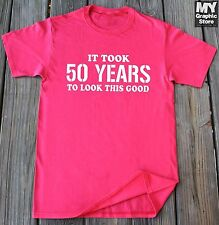 50th Birthday Shirt Gift For Party 50 Years Old Bday