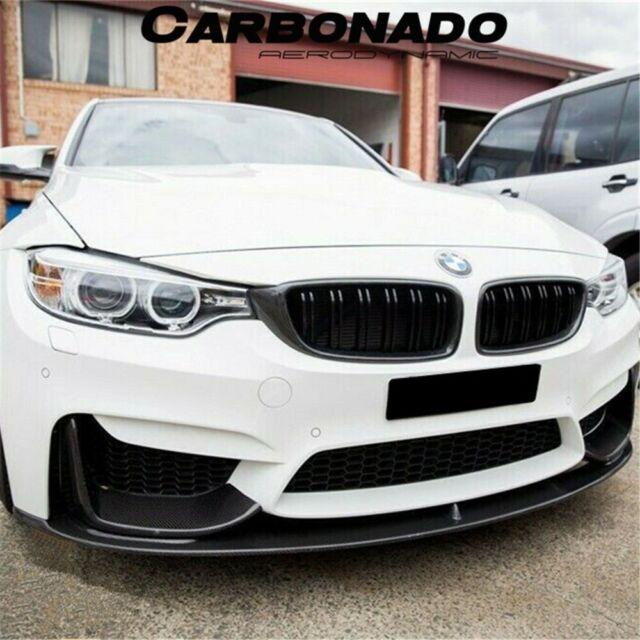 2014-2018 BMW M3/M4 F80/F82 MP Style Carbon Fiber Front