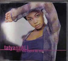 Tatyana Ali-Boy You Knock Me Out Promo cd single