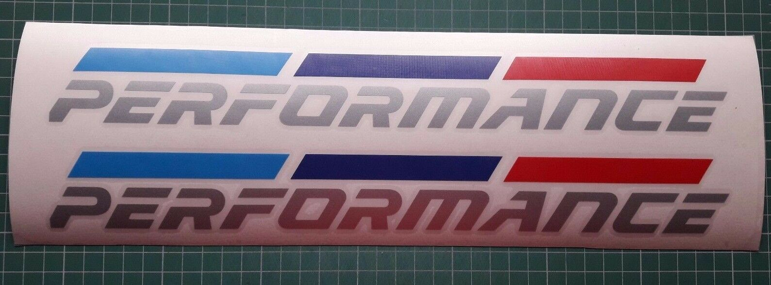 BMW Performance sticker decal