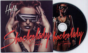 SHOCKOLADY ft TIMOFEY Hello Mixes UK 8trk promo CD - WE SHIP WORLDWIDE, United Kingdom - Returns accepted Most purchases from business sellers are protected by the Consumer Contract Regulations 2013 which give you the right to cancel the purchase within 14 days after the day you receive the item. Find out m - WE SHIP WORLDWIDE, United Kingdom