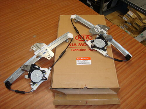 GENUINE KIA REAR ELEC WINDOW REGULATORS X 2 PART NO:83401-1W010QQK FITS UNKNOWN