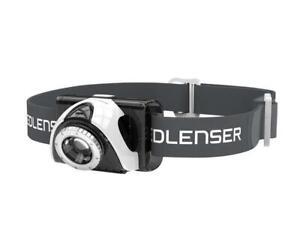 Ledlenser LED6105 SEO5 LED Headlamp Advanced Focusing Optics - Black