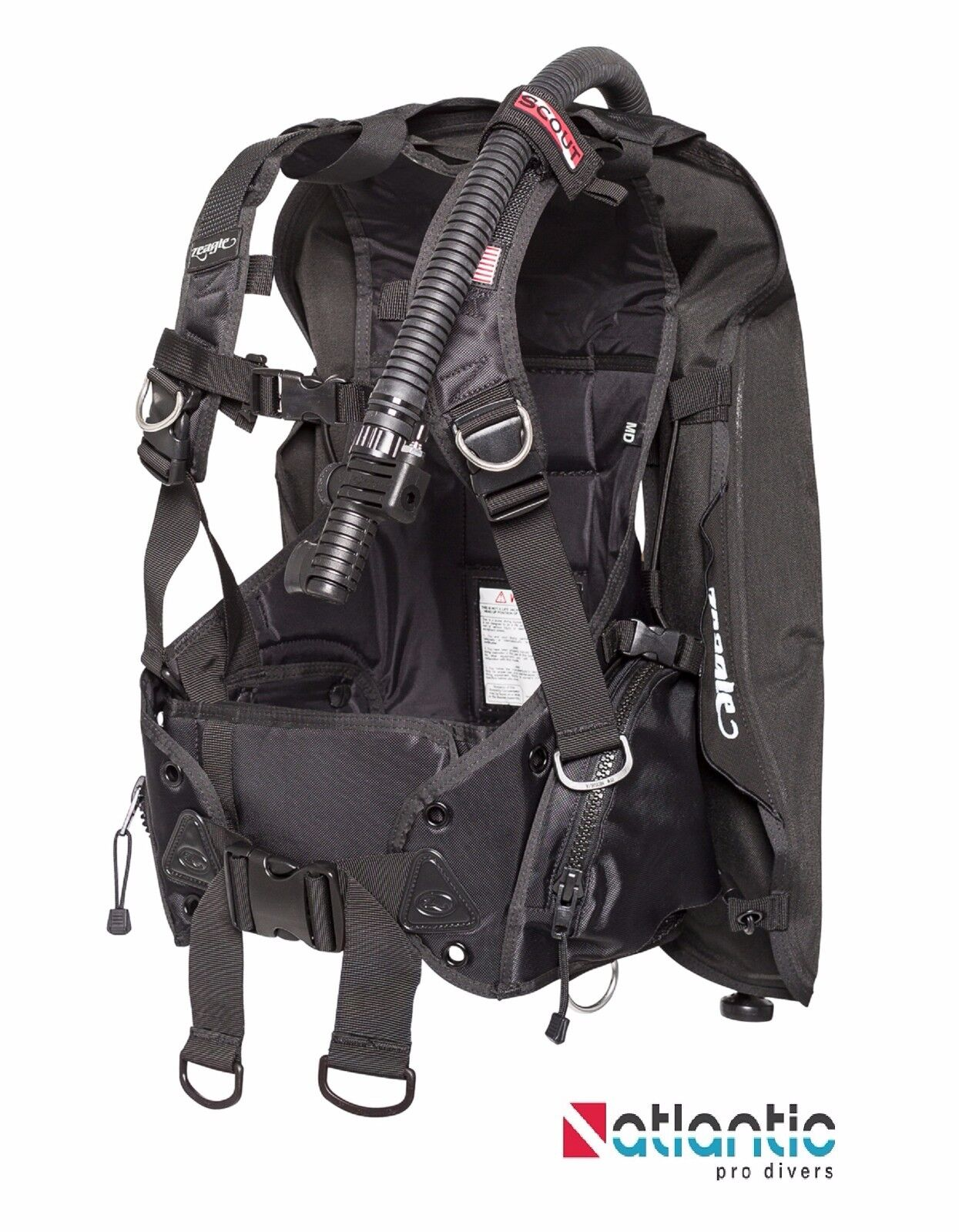 Zeagle Scout BCD - EXTRA LARGE