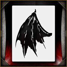 Evil Wing 2 -  Airbrush Stencil Template Airsick Demon Dragon Bat