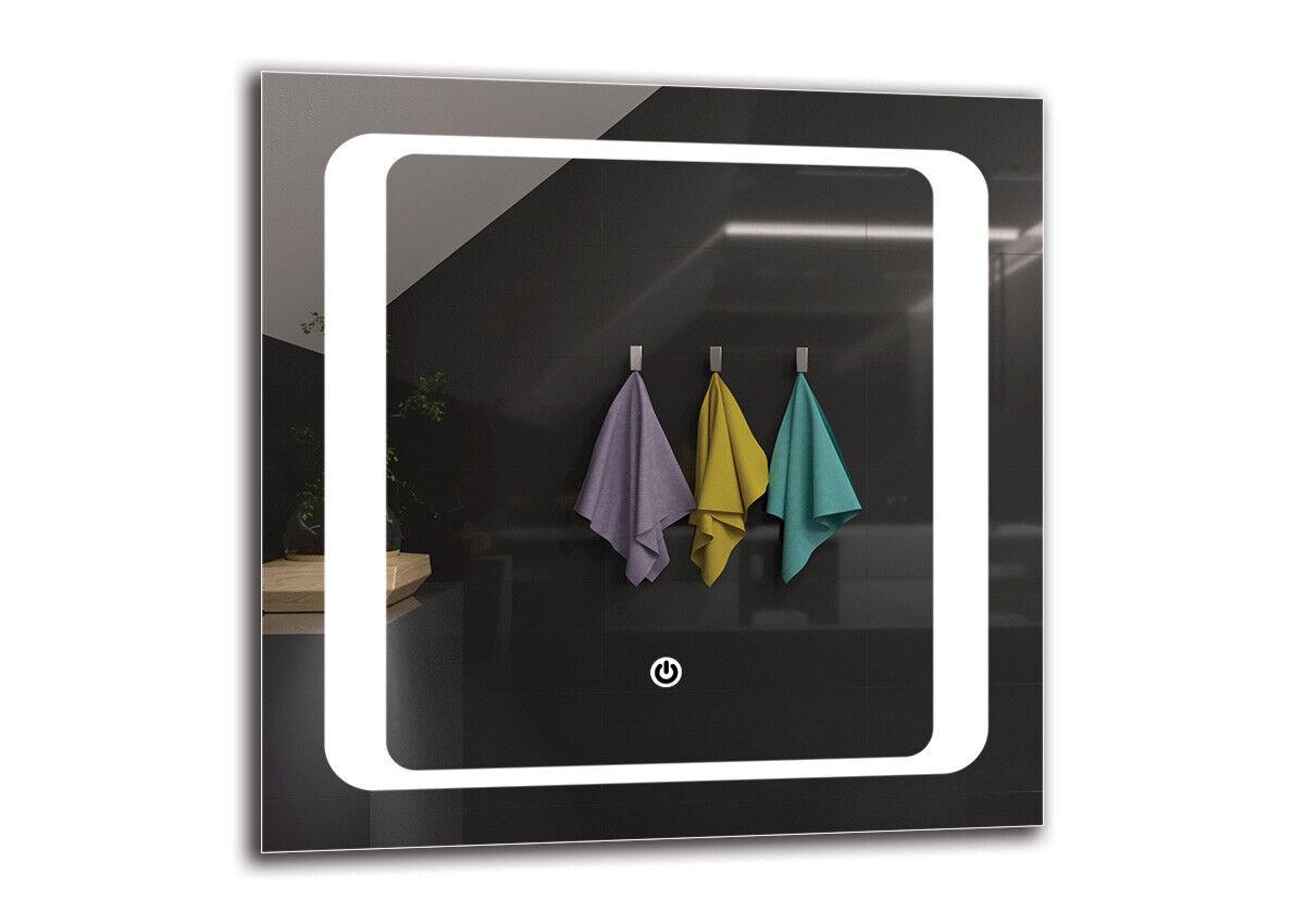 Led bagno bagno bagno parete specchio interruttore tattile