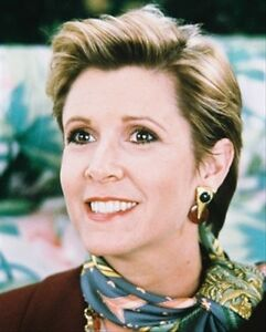 CARRIE-FISHER-8x10-Photo-beautiful-pic-228572