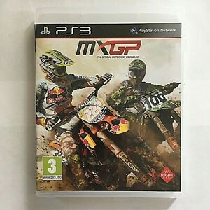 Playstation 3 PS3 - MXGP The Official Motocross Videogame