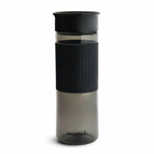 Munchkin Miracle 360 Feuchtigkeitsspendende Flasche 24 Unzen Schwarz