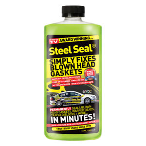 Latest improved formula Steel Seal easy repair of defective cylinder head gasket