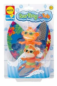 Baby Alex LOBSTER IN THE TUB Wind-up Swimming Bath Toy Ocean Kids/Children BN Bath Toys