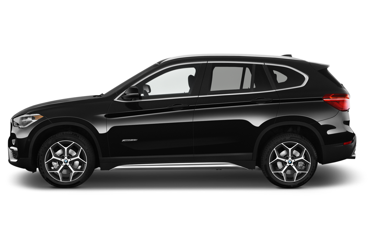 BMW X1 side view