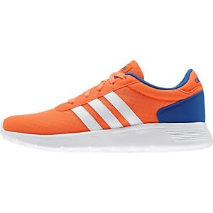 adidas neo orange noir