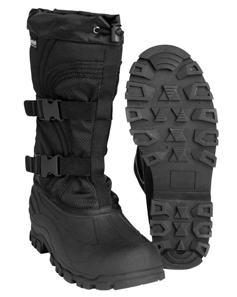 MIL-TEC Snow Boots Arctic Invernali neve Stivali Stivali Stivali Invernali Arctic Scarpe da neve 40-47 d84455