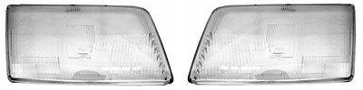 Audi 100 C4 Front Headlight Glass SET ( Left + Right ) 1991 - 1994