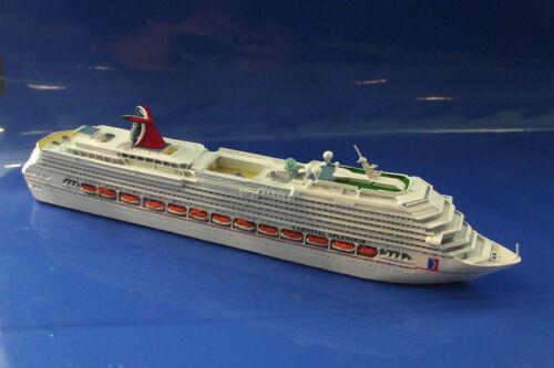 "CM la nave 1:1250 U.S crucero buque /""CARNIVAL SPLENDOR/"" CM KR 333 caja original nuevo"