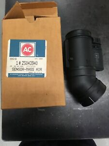 Details about AC Delco GM 213-178 Mass Air Flow Sensor Airflow Sensor  25007554 Made in USA