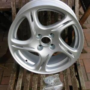 Honda-16-034-5-Spoke-Alloy-Wheel-May-Fit-Civic-Accord-Jazz-etc-Brand-New