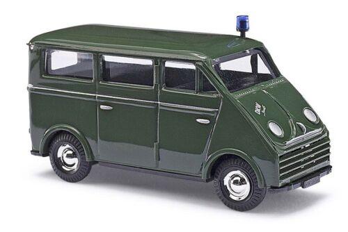 Busch 40922-1//87//h0 DKW 3 = 6 fensterbus-POLIZIA-NUOVO