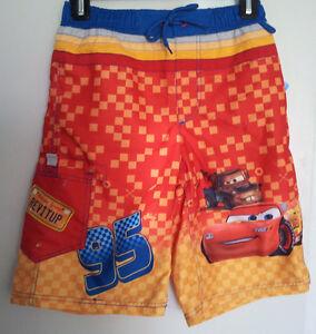 a085a992d8 Swim-Shorts-Size-9-10-Disney-Cars-Lightning-Mcqueen-95-Tow-Mater ...
