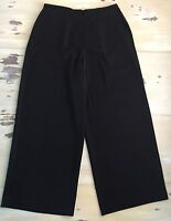 Preston & York - $40 Black Wide Leg Dress Work Pants, Sz 14 - Must See