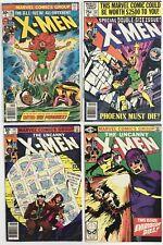 Uncanny X-Men Lot 21 - 453 (351 comics) Wolverine Magneto 101 137 141 142
