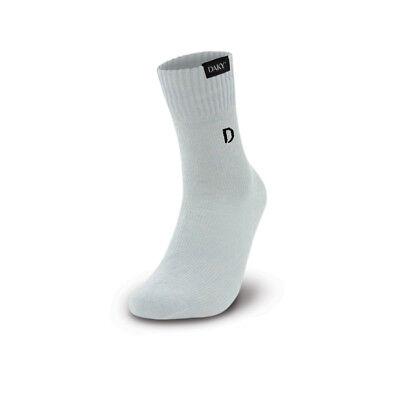 Daky Phantom (white) - Wudu Compliant & Waterproof Socks