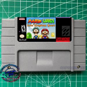 Mario-amp-Luigi-Kola-Kingdom-Quest-SNES-Video-Game-USA-version