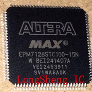 1-un-EPM7128STC100-15N-TQFP-100-2-5K-Gates-128-celulas-de-macro-76-9-MHz-5-V-Nuevo
