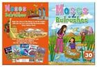 Bible Sticker Book - Moses in the Bullrushes by North Parade Publishing (Novelty book, 2014)