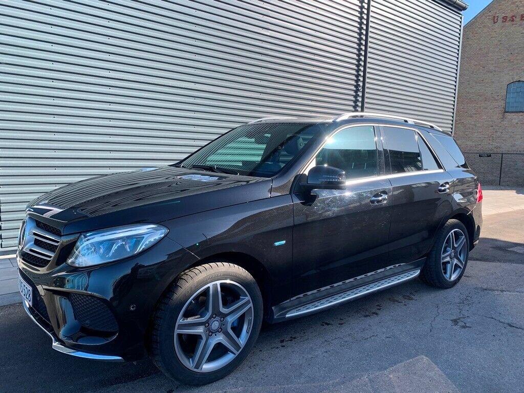 Mercedes GLE500 e 3,0 aut. 4Matic 5d - 889.900 kr.
