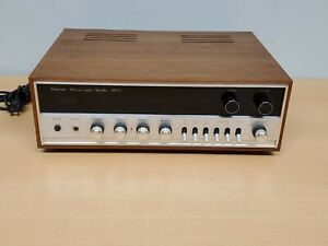 Vintage-Sansui-1000X-Stereo-Receiver-Tested-Working
