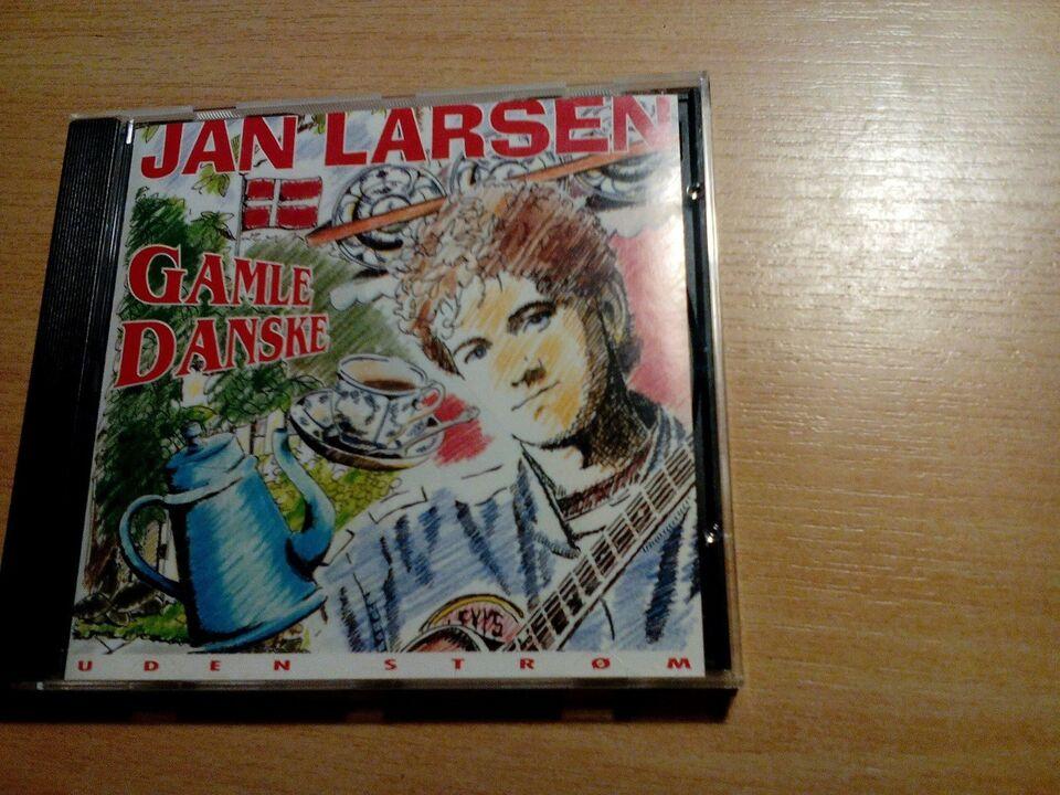 Jan larsen: Gamle sange, andet