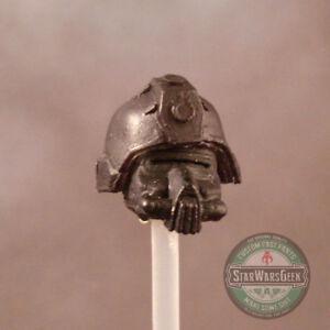 "HEL002 Custom Cast hat sculpt use w//3.75/"" Star Wars Acid Rain GI Joe figures"