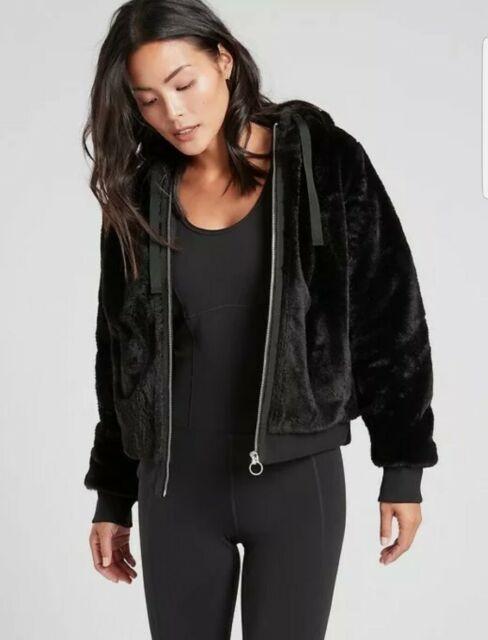 Athleta Ritual Jacket Black Size X Small XS #500916 for sale online
